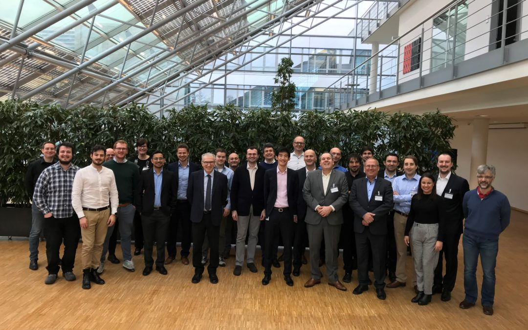 Final Presentations and Demos of ACCLAIM in January 2020 (Stade, Germany)